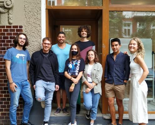 corsi di tedesco con Berlino Schule