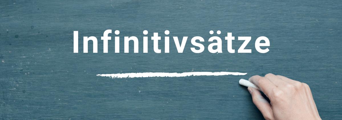 Infinitivsätze